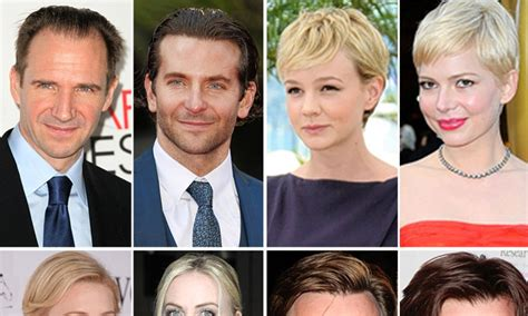 Meet the Hollywood clones: The Tinseltown A-listers and