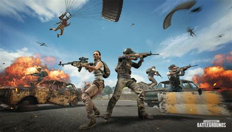 This weekend's PUBG event mode is War - VG247
