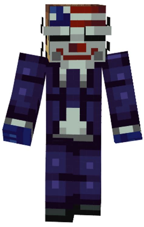 Old Hoxton (Chains,Wolf and Dallas in desc) Minecraft Skin
