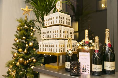 Moët champagne pop-up bar arrives in Glasgow hotel and it
