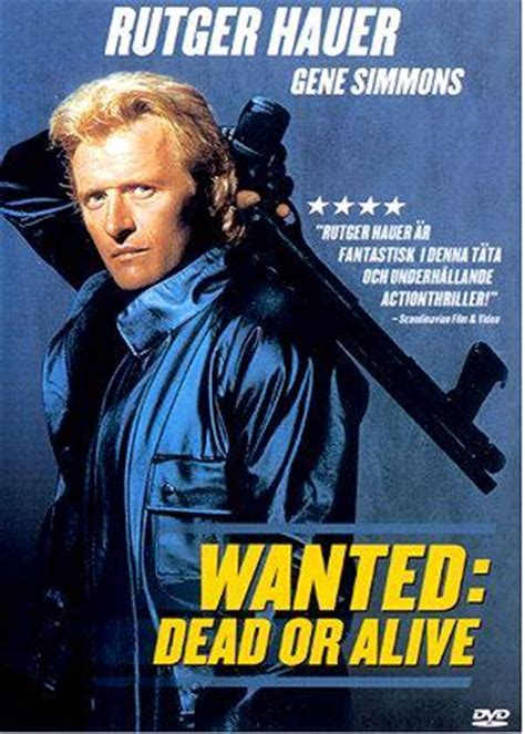 Wanted: dead or alive - DVD - Discshop