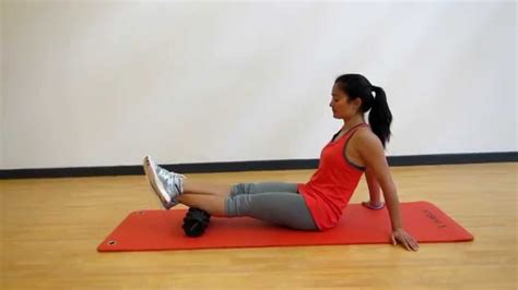 Foam Roller routine exercices - YouTube