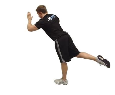 Standing Glute Kickback | How To Do Guide, Modifications