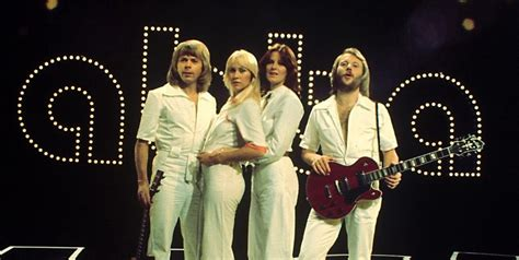 ABBA Is Reuniting - 30 Photos of ABBA From the 1970s