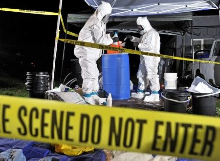 5 Dangers of Meth Labs that You Should Know About