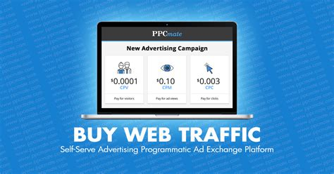 Buy Display Ads, Traffic | PPCmate