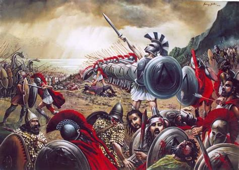 Battle of Thermopylae: 10 Things You Should Know