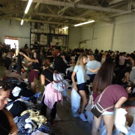 Brandy Melville Warehouse Sale - CLOSED - 2019 All You