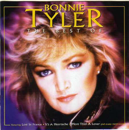Bonnie Tyler - The Best Of Bonnie Tyler (1998, CD) | Discogs