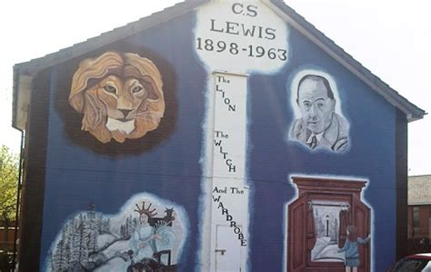 Belfast Cathedral invites reflections on CS Lewis