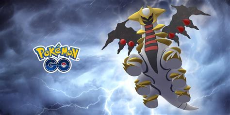 How to catch and beat Giratina in Pokémon Go