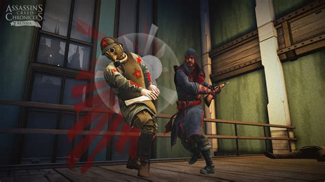 Assassin's Creed Chronicles: Russia (PS4 / PlayStation 4