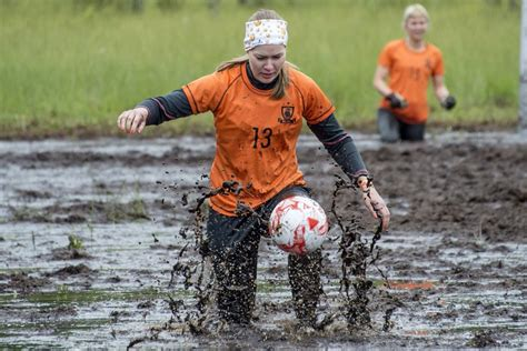 Photos Of Finland's Swamp Soccer World Championships