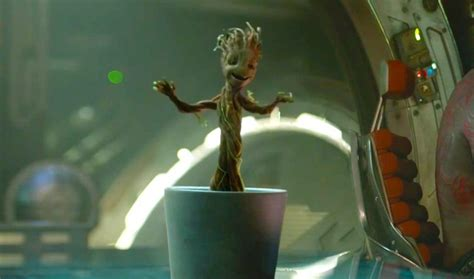 Disney Will Plant A Tree For Every Baby Groot Dance