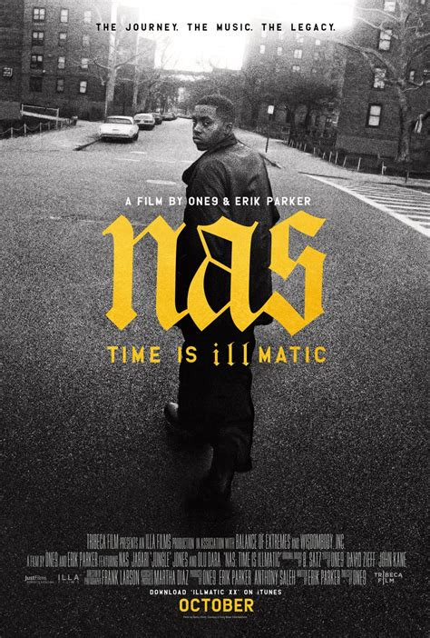 Nas Attends 'Time Is Illmatic' New York Premiere | The Source