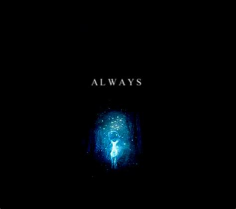 SNAPE ALWAYS - Imagens do Google by andrea | We Heart It
