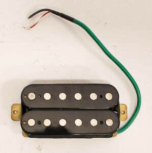Early 90s Dimarzio Style Humbucker Neck Pickup for