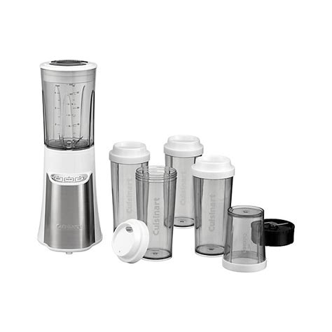 Cuisinart ® Compact-Smoothie Blender   Crate and Barrel