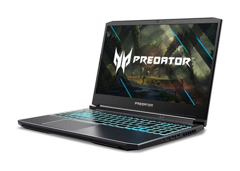 Acer refreshes the Predator Helios 300 with Intel Comet