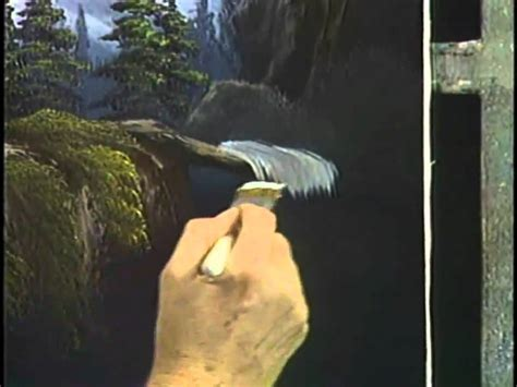 Bob Ross: The Joy of Painting - A Dramatic Mountain