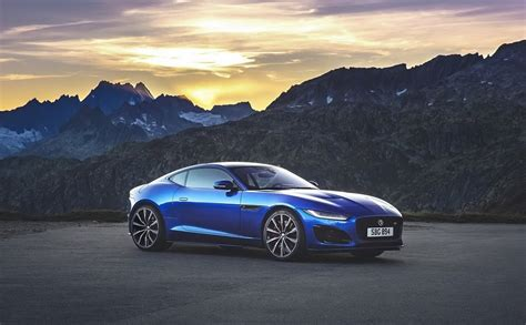 2021 Jaguar F-Type Sports Car Pictures Officially Released
