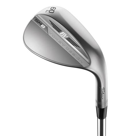 Titleist Vokey SM8 Tour Chrome Wedge - Clubs from Tim