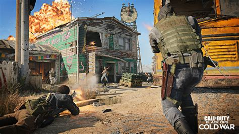 Call Of Duty: Black Ops Cold War: Nuketown '84 Map And