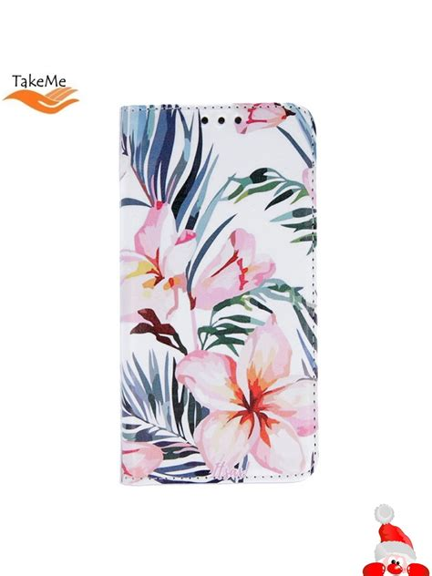TakeMe Trendy Smart magnetic book case for Huawei Honor 8A