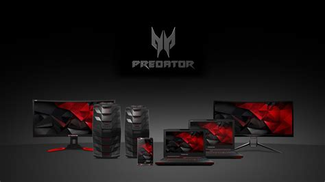 Acer's hilariously aggressive gaming PC and tablet lineup