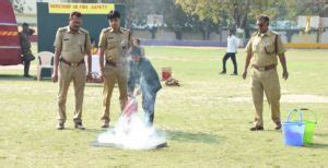 Fire and Road Safety Awareness Programme at DPS Bokaro