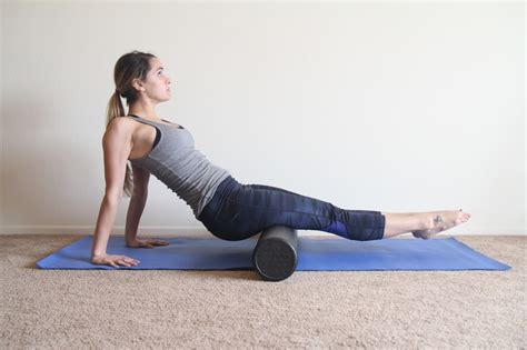 The Ultimate Foam Roller Exercise Guide: 25+ Moves and
