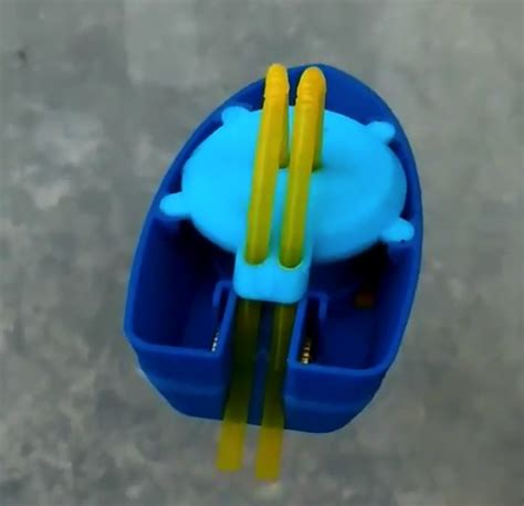This 3D Printed, Steam-Powered 'Pop Pop Boat' is Fueled by
