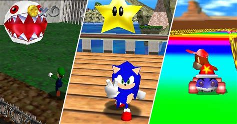25 Nintendo 64 Hacks And Deleted Things That Old School