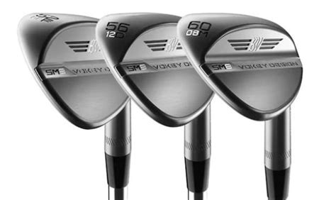 Titleist SM8 Vokey Wedges Review | GolfReviewsGuide