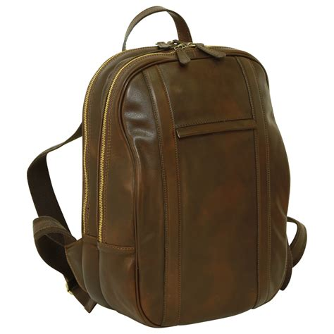 Old Angler Florentine Collection Soft Calfskin Leather