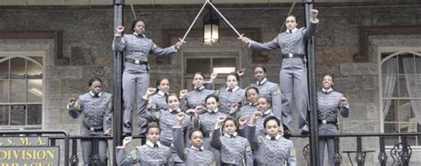West Point Rules Black Power Salute Cadet Photo Was Not