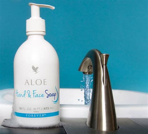 FOREVER LIVING FACE WASH Review, FOREVER LIVING FACE WASH
