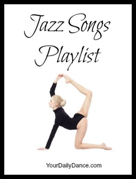 Jazz Songs: Playlist 26 - Your Daily Dance