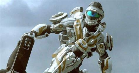 Halo 5 Classic Helmet DLC Launches Today, See All Nine