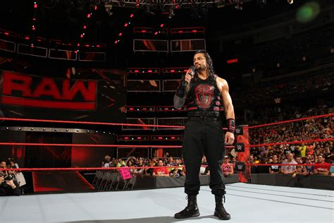 Roman Reigns 'heartbroken' following death of his brother