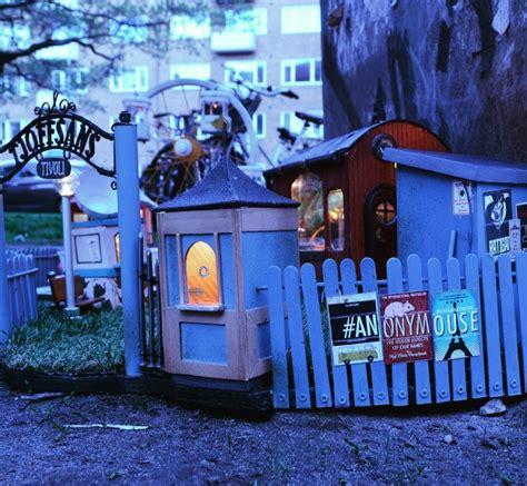 Stop Everything, Live Vicariously in Sweden's Miniature