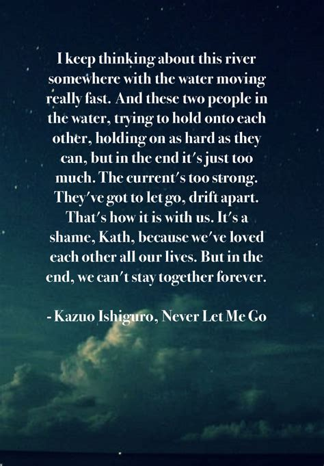 Never let me go - Year 12 English - Padua College