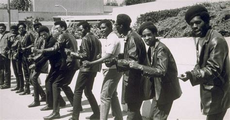 October 15, 1966: The Black Panther Party Is Founded | The
