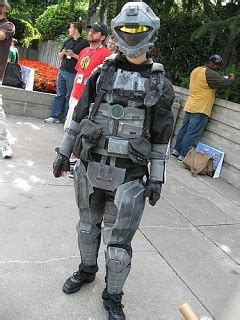 ODST / Dare / Recon - Halo 3: ODST cosplay by Trooper715
