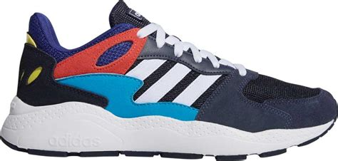 adidas Crazy Chaos Retro Sneaker in Blue for Men - Lyst
