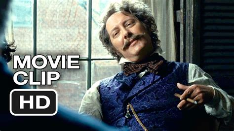 Lincoln Movie CLIP - Gang Of Three (2012) - Steven