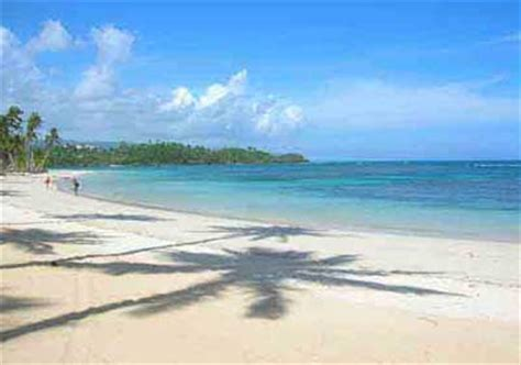 las terrenas travel information, beaches guide by charles