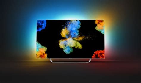 Philips 2017: Der 55POS9002 OLED Ultra HD TV mit Android