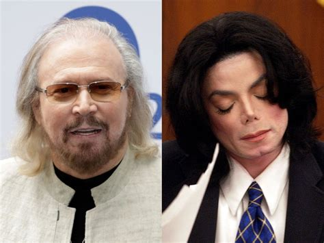 Barry Gibb says 'trapped' Michael Jackson 'didn't know who