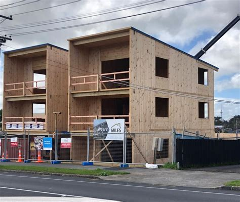 Pre-applied Building Underlay Protects CLT Panels from